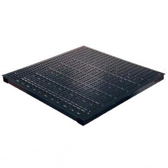 Вентиляционные Стальные панели с перфорацией Linder Ventec H38V