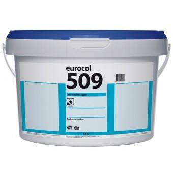 Клей для ковровых покрытий Forbo 509 Eurostar Tex (Форбо 509, подходит и для иглопробивного ковролина), 13 кг