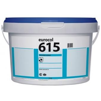 Токопроводящий клей для натурального линолеума и ковровых покрытий Forbo 615 Eurostar Lino EL (Форбо 615), 11 кг