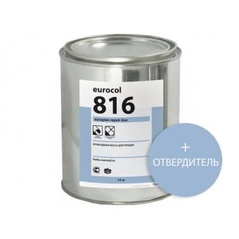Эпоксидная масса для трещин Forbo 816 Epoxy-Vergussmasse (Форбо 816), 0,9 кг + отвердитель 0,09 кг