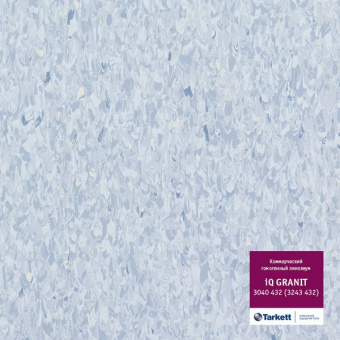Линолеум Tarkett iQ Granit 3040 432 (3243 432)