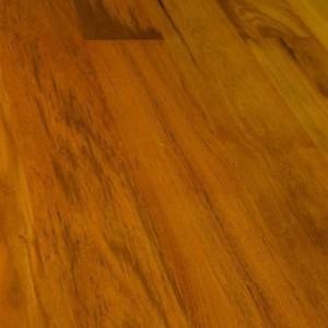 Паркетная доска Wood Bee Classic Тик / Teak (1-полосный, UV-лак)
