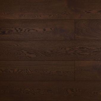 Паркетная доска Amber Wood Классика тонированная Дуб Бренди 1-полосный