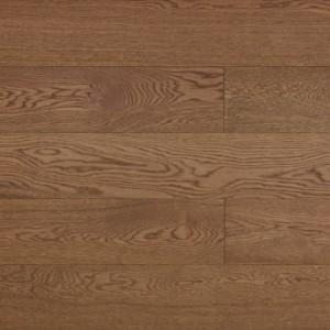 Паркетная доска Amber Wood Авангард на HDF Дуб GUNSTOCK Матовый браш лак 1-полосный