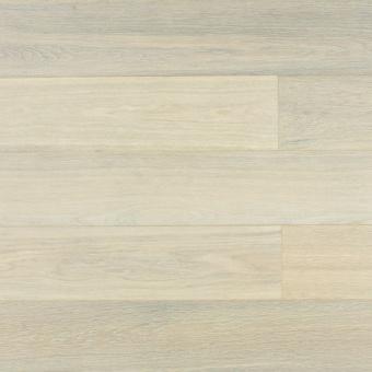Паркетная доска Amber Wood Авангард на HDF Дуб GREY VANILLA Матовый браш лак 1-полосный