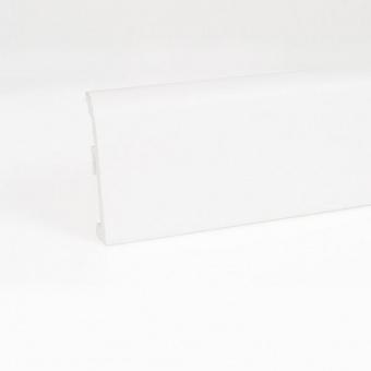 Плинтус Korner Idea 80 белый