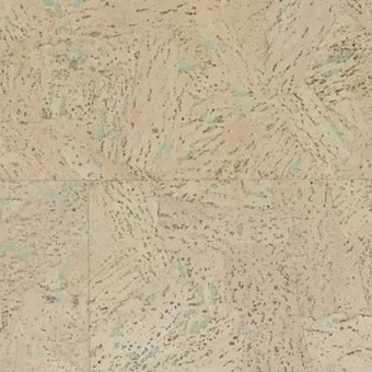 Пробковый пол Wicanders New Cork Veneers LEATHER AQUA C84B 001