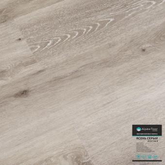 Кварцвиниловая плитка Alpine floor Classic Ясень серый ЕСО 134-5