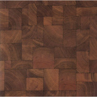 ПВХ-плитка LG Decotile Square Wood DTS 2956