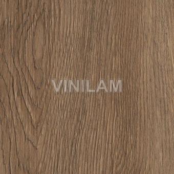 Виниловая плитка Vinilam Click Hybrid 61512 - ДУБ ОЛИВКОВЫЙ
