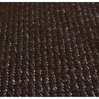 Тканое ПВХ-покрытие (виниловый ковролин) Bolon BKB SISAL PLAIN BROWN