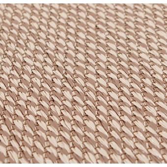 Тканое ПВХ-покрытие (виниловый ковролин) Bolon BKB SISAL PLAIN BEIGE