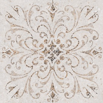 SG631900R | Терраццо беж светлый декорированный