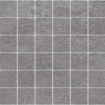 DD2005\MM | Декор Про Стоун серый темный мозаичный