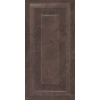 11131R | Версаль коричневый панель обрезной