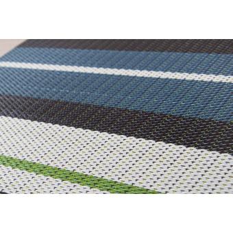 Тканое ПВХ-покрытие (плетеный винил) Hoffmann Stripes ECO - 11024 BS