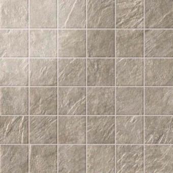 Керамический гранит - Atlas concorde - Декор Мозаика Хит Алюминиум Шлиф 300х300 мм - 0,9/32,4 м2