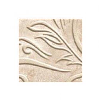 Керамический гранит - Atlas concorde - Вставка Уника Бьянко Тоццетто Лиф 72х72 мм - 19 шт