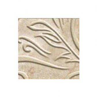 Керамический гранит - Atlas concorde - Вставка Уника Беж Тоццетто Лиф 72х72 мм - 19 шт