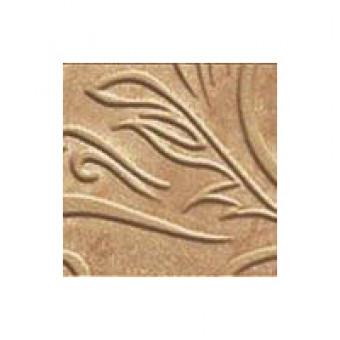 Керамический гранит - Atlas concorde - Вставка Уника Дорато Тоццетто Лиф 72х72 мм - 19 шт