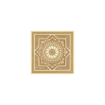 Вставка Византия (бежевый) 7х7