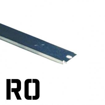 Стрингер RO (легкий) без накладок, без винтов; размеры 536x26x7,5x0,63 мм.