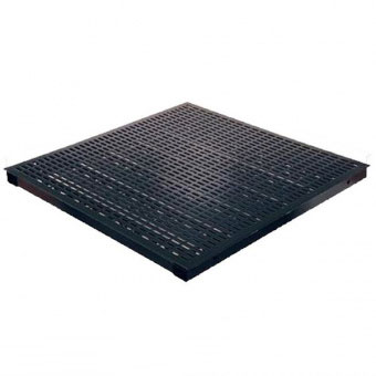 Вентиляционные Стальные панели с перфорацией Linder Ventec H38R38