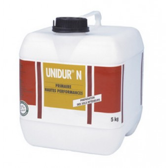 Неопреновая универсальная грунтовка на водной основе BOSTIK UNIDUR N, 5 кг