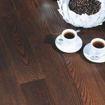 Инженерная доска Coswick Классический Ясень Кофейное зерно