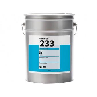 Контактный клей Forbo 233 Eurosol Contact (Форбо 233), 10 кг