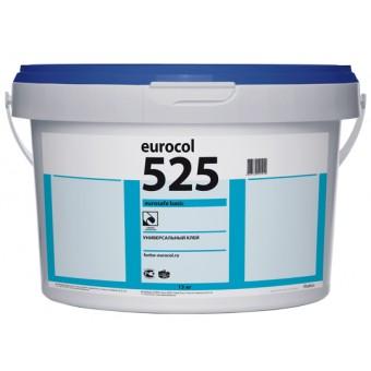 Универсальный клей для ковролина Forbo 525 Eurostar Basic (Форбо 525), 13 кг