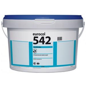 Фиксация для текстильных покрытий Forbo 542 Eurofix Tiles (Форбо 542), 10 кг