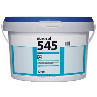 Клей-фиксатор для модульных и рулонных покрытий Forbo 545 Eurocol Polaris (Форбо 545), 13 кг