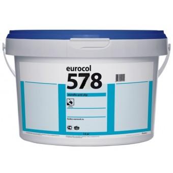 Морозоустойчивый клей для виниловых и ковровых покрытий (универсальный) Forbo 578 Eurosafe Uni Polaris (Форбо 578), 12 кг
