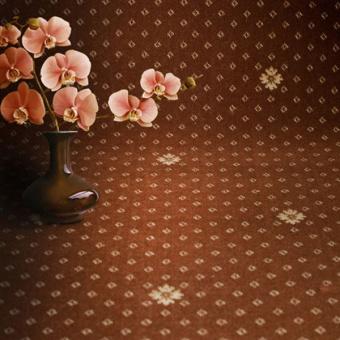 Ковролин Витебские ковры Арт 24 Точка 2 (каштан)