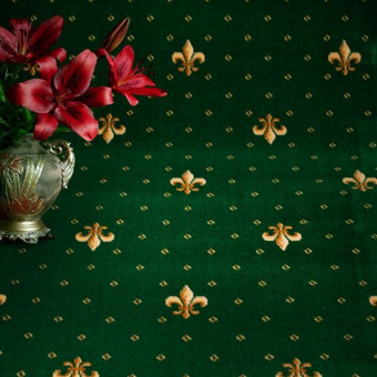 Ковролин Витебские ковры Арт 24 Лилия (зеленый)