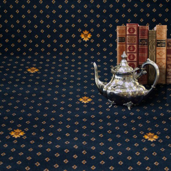 Ковролин Витебские ковры Арт 24 Точка 2 (синий)