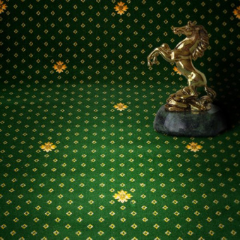 Ковролин Витебские ковры Арт 24 Точка 2 (зеленый)