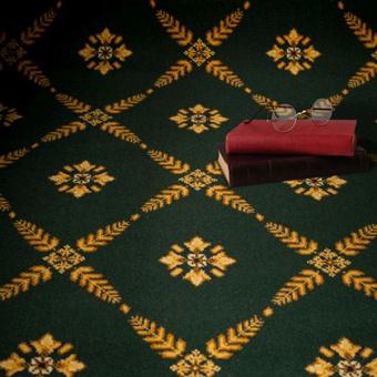 Ковролин Витебские ковры Арт 24 Эдельвейс (зеленый)
