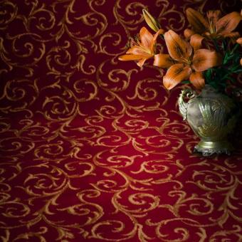 Ковролин Витебские ковры Арт 24 Флора (роза)