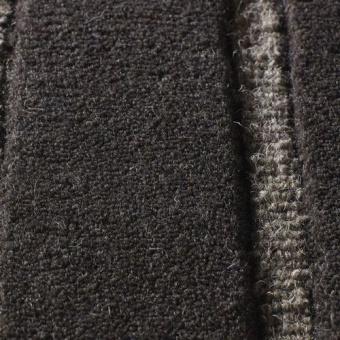 Ковролин Jacaranda Velvet Stripe Pewter&Ivory 37