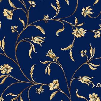 Ковролин Витебские ковры Арт 24 Азалия (синий)