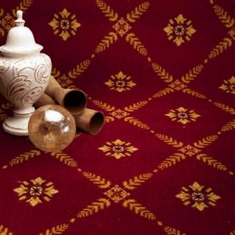 Ковролин Витебские ковры Арт 24 Эдельвейс (роза)