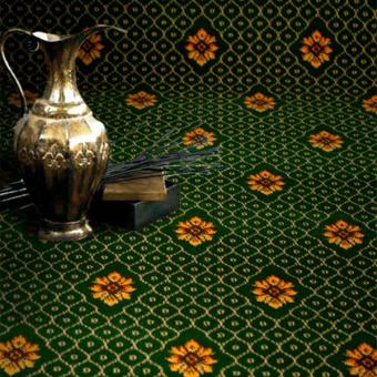 Ковролин Витебские ковры Арт 24 Сидней (зеленый)