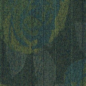 Ковровая плитка Desso Visions of Flowers 7452