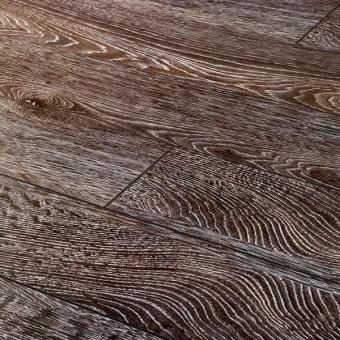 Ламинат Ecoflooring Brush Wood Дуб черный Арт. 535
