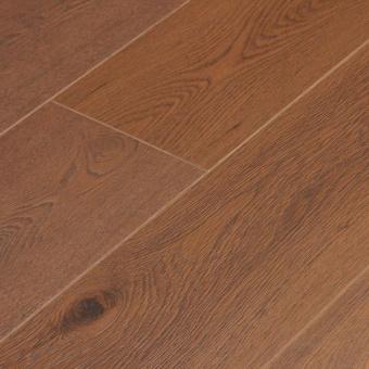 Ламинат Ecoflooring Real Wood Дуб коричневый Арт. 1071
