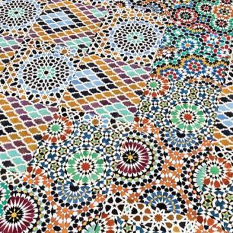 Ламинат Kronotex Glamour Мозаика Q?001