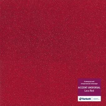Линолеум Tarkett Acczent Universal Lava Red
