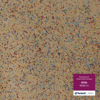 Линолеум Tarkett Extra VIVID 14